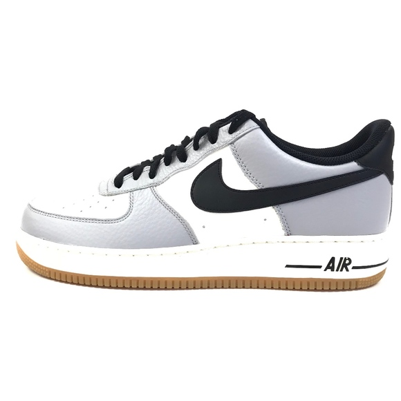 7cd3a9cffe43 Nike Air Force 1 Low Top Casual Sneaker Shoes. M 5a6f4d5a84b5ce146d7cb01c